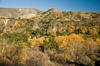 Santa Paula Canyon Fall Colors