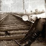 """Railroad"" by psychotic_pseudo"