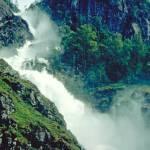 """Skjervefoss in Granvin Norway"" by ArtLoversOnline"