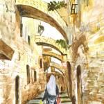 """""""INTO JERUSALEM"""" by shualart"""