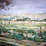 """""""LOOKING AT JERUSALEM"""" by shualart"""