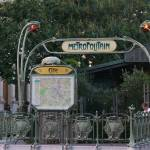 """Cité Metro Sign"" by RichardAshworth"