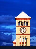 Clock Tower - 5:02pm