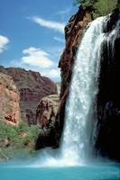 Havasu Falls in Grand Canyon Arizona