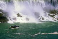Niagara Falls from the United States American side