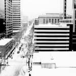 """""""Snowy Portland"""" by emmajuhlin"""