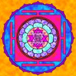 """Batik Sri Yantra"" by yoga-designs"