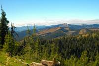 Quartz Mountain, Washington Vista #4