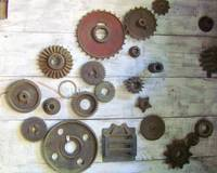 Wheels - Cogs - Vintage tools
