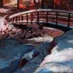 """Snowy Bridge"" by FiresignArt"