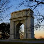 """National Memorial Arch at Sunset"" by williamames"
