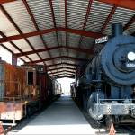 """""""Two Trains in a Shed"""" by doncon402"""