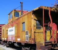 Union Pacific Rust