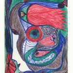 """Tulip in brain"" by AliceCo"