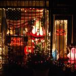 """""""Santa Behind Bars"""" by sarahtilotta"""