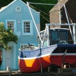 """Hastings Fishing Boat"" by bespokepix"