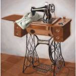 """sewing machine"" by pintor"