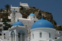 Ios Chora Churches