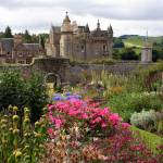 """Abbotsford House from the gardens"" by michellekelley"