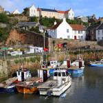 """Crail in the East Neuk of Fife"" by michellekelley"