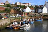 Crail in the East Neuk of Fife