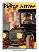 1910 Pierce-Arrow Advertisement 1