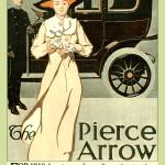 """1910 Pierce-Arrow Advertisement 3"" by jdono33"