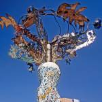 """San Diego Tree Sculpture CityScapes"" by kphotos"