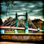 """Battersea Bridge"" by Neaners"