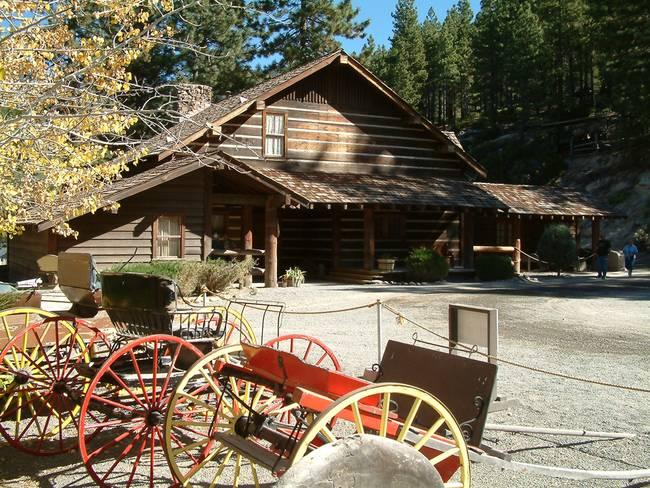 Ponderosa Ranch House By Mick Mckenzie