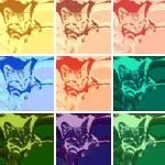 """Warhol Vinnie"" by crazyabouthercats"