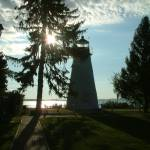 """""""CONCORD POINT LIGHTHOUSE IN SEPTEMBER"""" by Mick553"""
