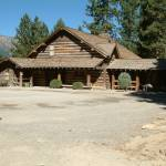 """""""FRONT VIEW OF RANCH HOUSE"""" by Mick553"""