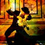 """""""Tango Silhouette by Donovan"""" by Donovan2012"""