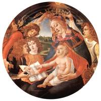 Madonna with Christ Child and Angels