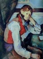 Boy with red vest1