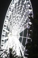 Ferries wheel at Brisbanes South Bank