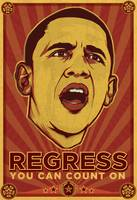 obama regress poster 1