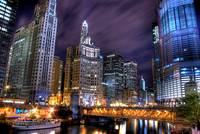 Chicago Night