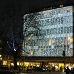 """Christmas Lights at Peter Jones in Sloane Square"" by ec67"