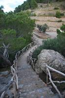 Mallorcan Wooden Bridge