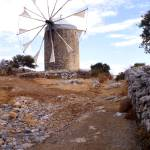 """Windmill on Crete"" by jerrymason"