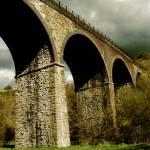 """Viaduct at Monsal Dale"" by simonpioli"