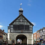 """Bridgnorth Town Hall  (15979-RDC)"" by rodjohnson"