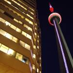 """CN Tower - Night Views - August 31st, 2007 (3)"" by Rixard"