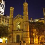 """Toronto Night - Trinity Square Sept 15th, 2007"" by Rixard"