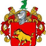 """baird family crest baird coat of arms"" by coatofarms"