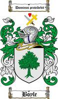 boyle family crest boyle coat of arms