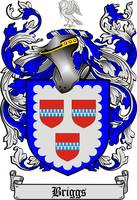 briggs family crest briggs coat of arms
