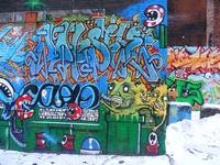 Graffiti Montreal 22